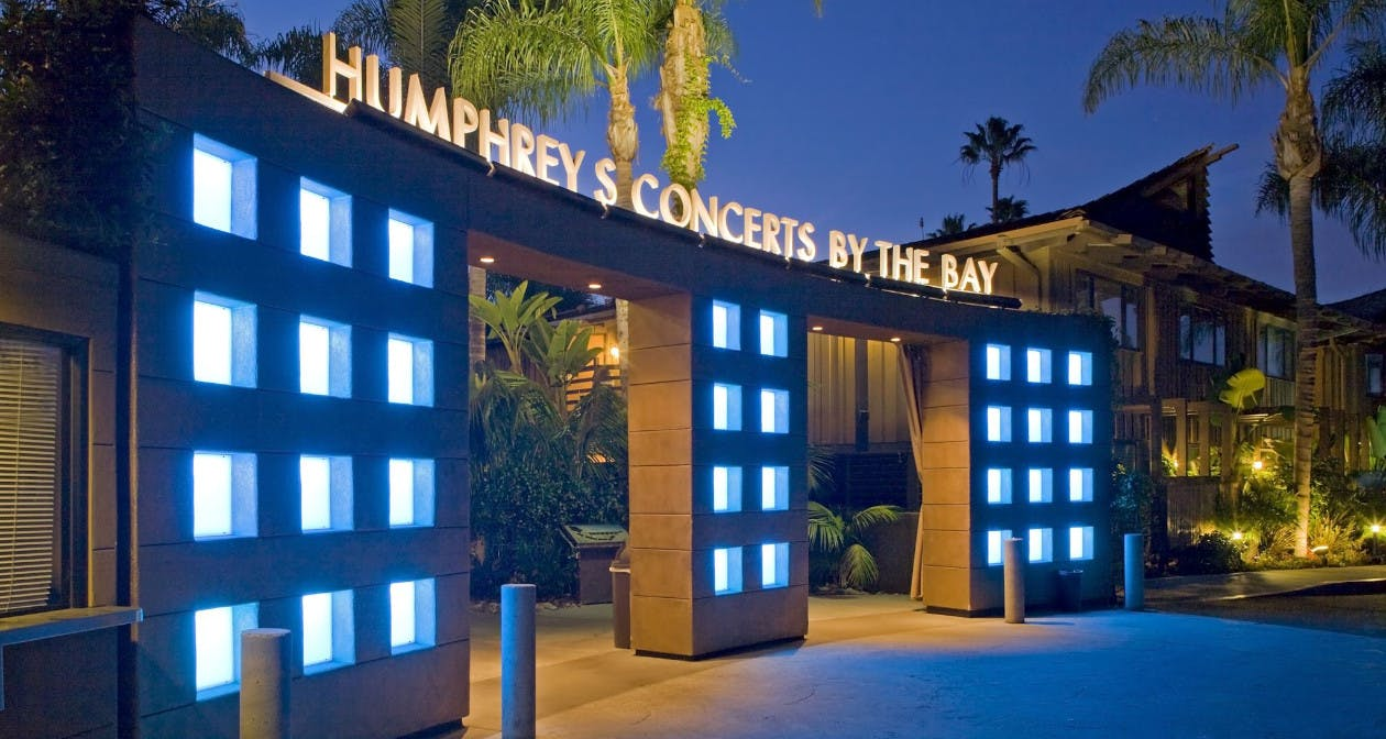Humphrey's Concerts by the Bay