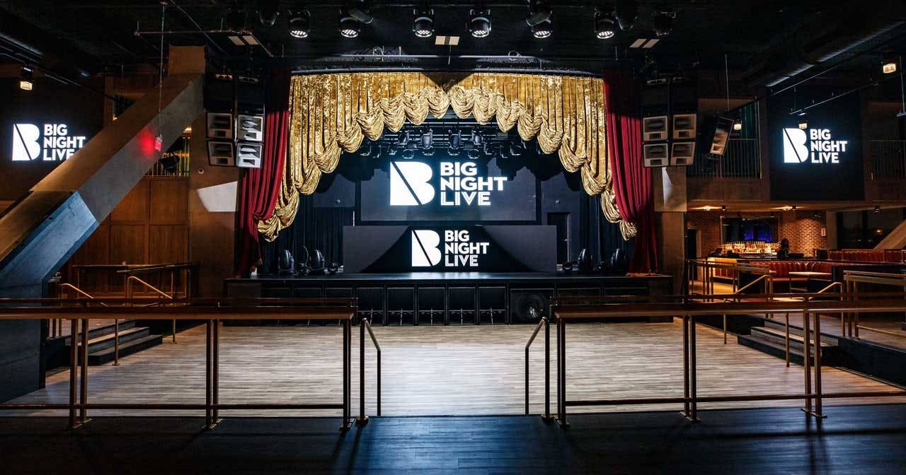 Big Night Live