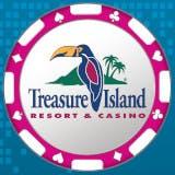 Treasure Island Amphitheater logo