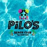 Pilo's Beach Club logo