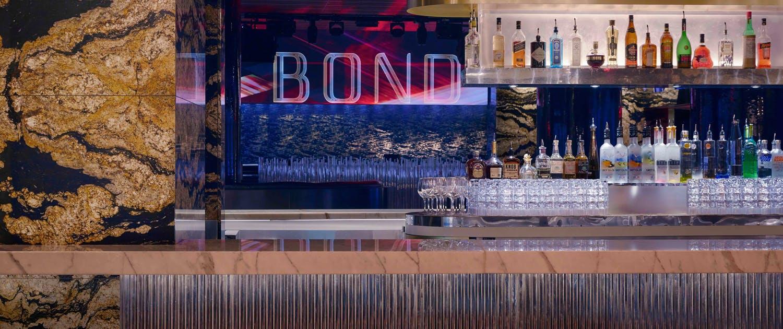 Bond at SLS Baha Mar