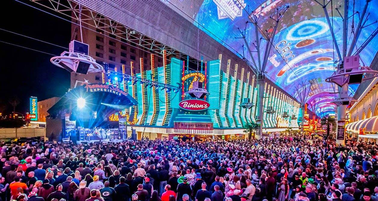 Downtown Las Vegas Crawl