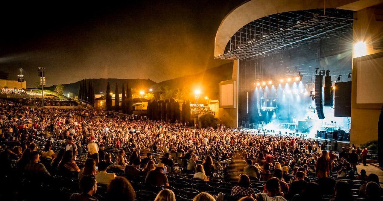 Cal Coast Credit Union Amphitheater