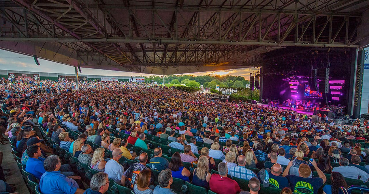 Michigan Lottery Amphitheatre