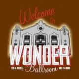 Wonder Ballroom logo