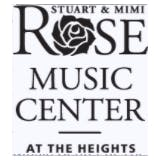 Rose Music Center at The Heights logo