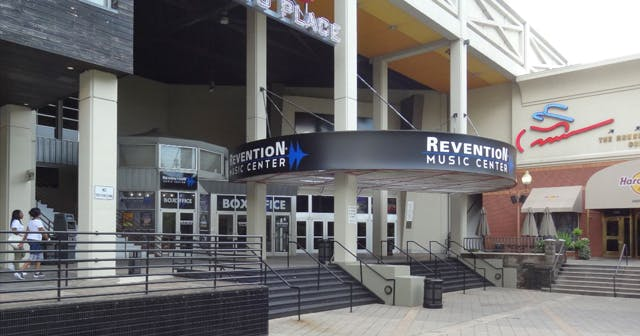 Revention Music Center offers guest list on certain nights