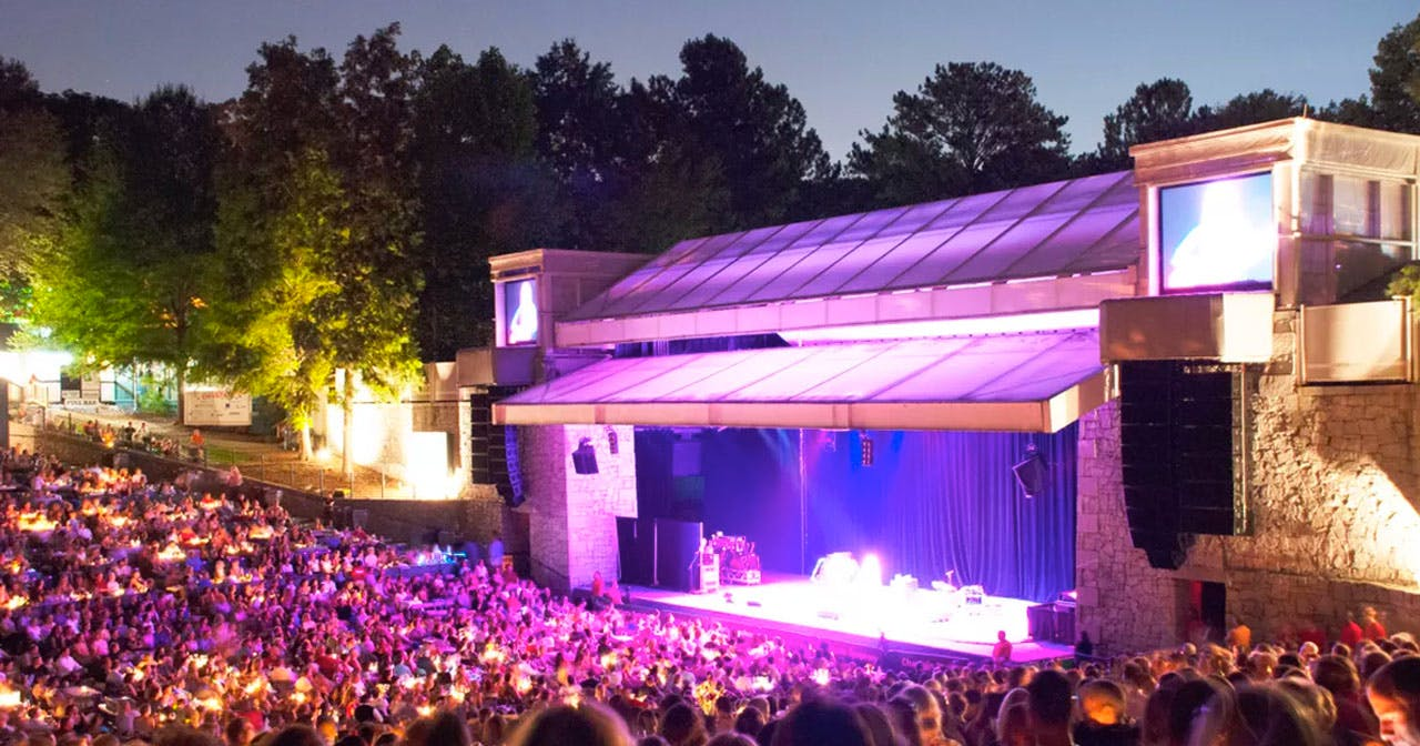 Cadence Bank Amphitheater