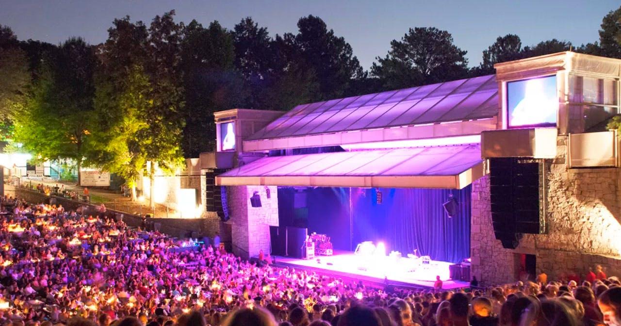 Cadence Bank Amphitheater
