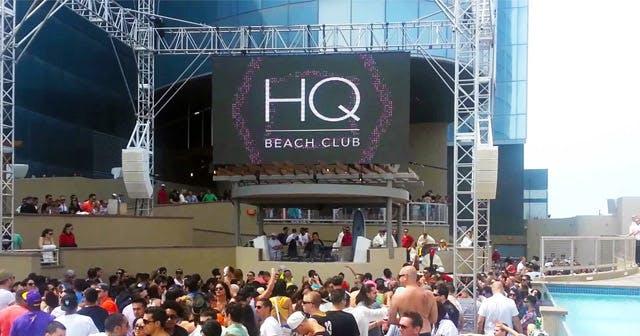HQ2 Beachclub