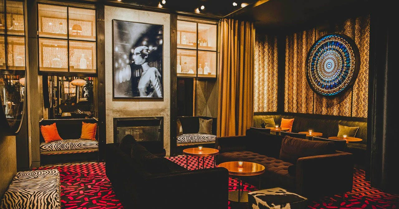 Inside look of Butterfly Soho after getting free guest list