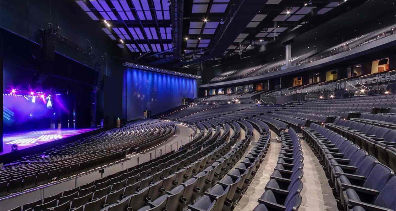 Texas Trust CU Theatre