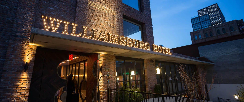 The Williamsburg Hotel