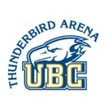 Doug Mitchell Thunderbird Sports Centre logo