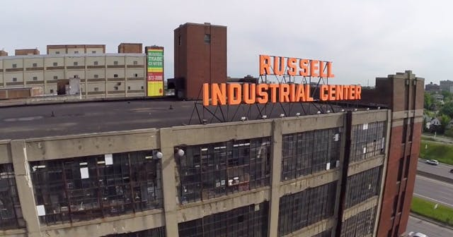 Russell Industrial Center