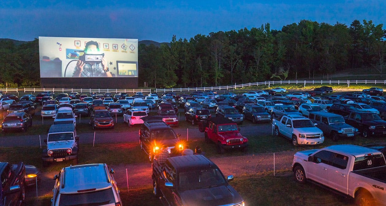 Hounds Drive-In Theater