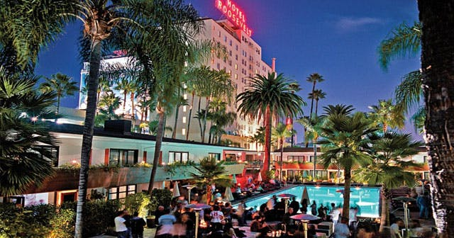 Tropicana Pool at The Roosevelt